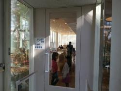 六都科学館の休憩所