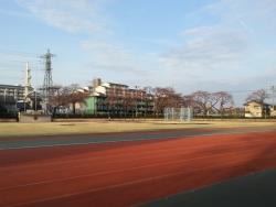 府中市民陸上競技場