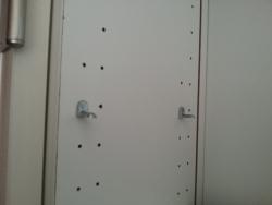 BESTA(ベストー)棚板位置を前方に移動させる