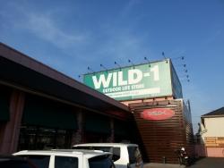 WILD-1入間店