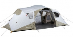 ケシュア「SECONDS FAMILY 4.2 XL HIGH ROOF ILLUMIN FRESH」は最強かも!
