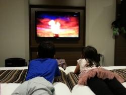 【子供と遊ぶ】 ホテルヴィアインに家族で宿泊♪岡山駅直結で途中下車に最適なヴィアイン岡山!