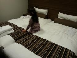 ヴィアイン岡山ベッド
