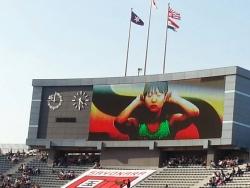 セイコーゴールデングランプリ陸上2014東京 土井杏南さん