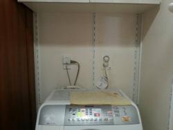 ドラム式洗濯機 可動式棚洗濯機ラック