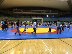 駒沢キッズレスリングデー(体験コース)