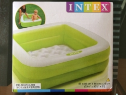 INTEX(インテックス) プレイボックスプール57100 ピンク