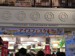 横浜博覧館アイスフェスタ