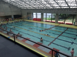 東村山市営スポーツセンター内のプール