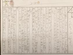あばれんぼキャンプ 夏休みの思い出 絵日記