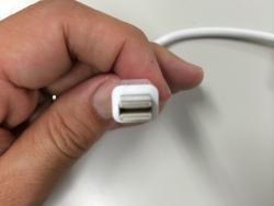 【ホームIT】 Surfacepro2/3のVGA出力♪MiniDisplayPortをD-Sub9ピンへ変換!