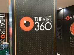 全球型映像施設「シアター36○」