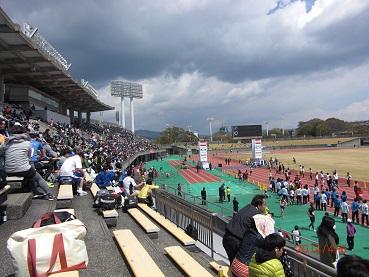 14日本平桜マラソン1