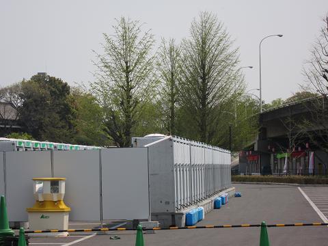 IMG_2417 ⑫仮設トイレ設置