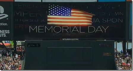 Memorial Day May.26