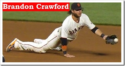 brandon crawford 20140830
