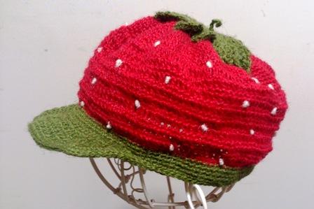 イチゴ帽子(184) 1