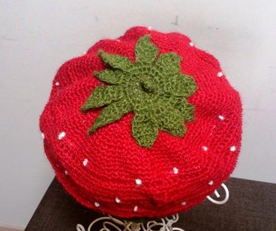 イチゴ帽子(184) 2