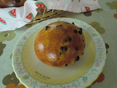 チョコ丸パン