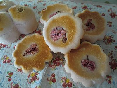 ブリオッシュ桜