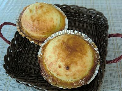 マスカルクリームパン