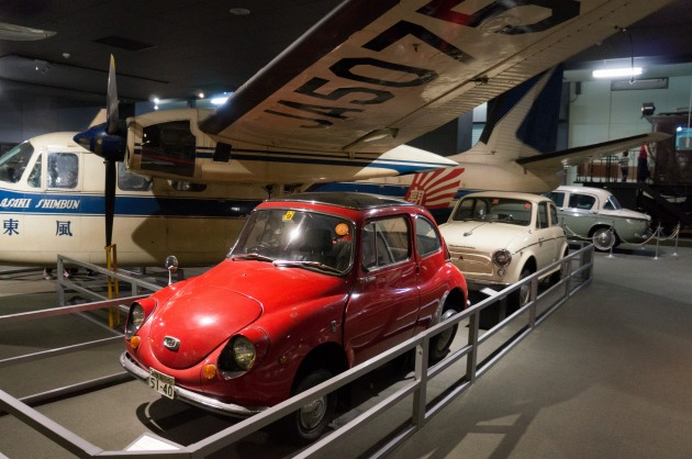 さよなら交通科学博物館(3) ~ロン毛グラサンの散歩請負人も登場!~-002