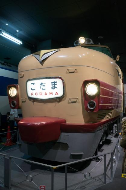 さよなら交通科学博物館(3) ~ロン毛グラサンの散歩請負人も登場!~-003