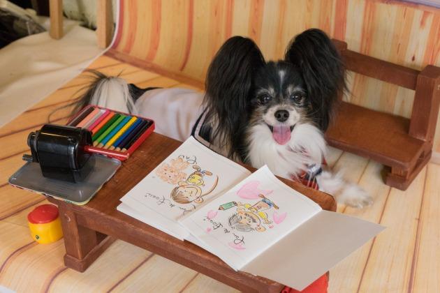 マリィ10歳のお誕生日♪-026