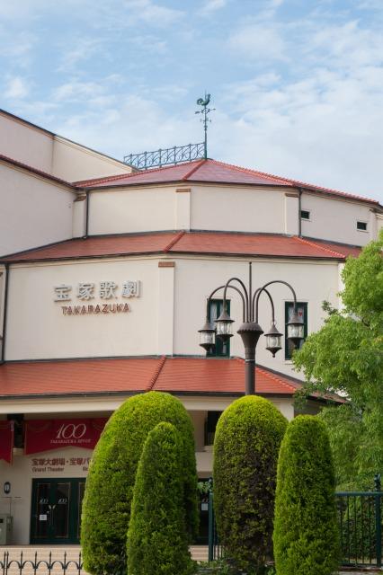 歌劇の街『宝塚』の散策♪-13