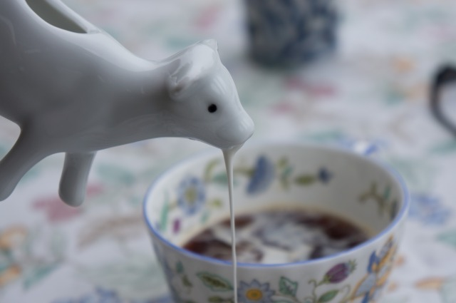 紫陽花&モーニングコーヒー♪【動画有】-007