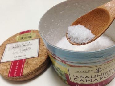 パンとお菓子材料のマルコ:フランス産の天日塩カマングペルルドセル2