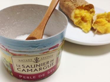 パンとお菓子材料のマルコ:フランス産の天日塩カマングペルルドセル3