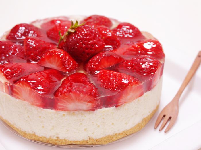 苺ケーキ2