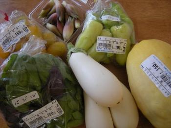 2014お土産野菜