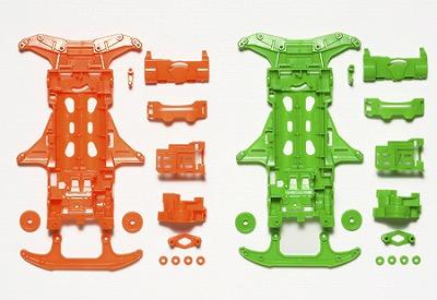 s-蛍光VS橙緑