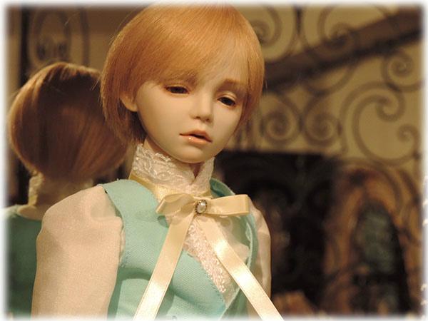 星夜(少年ビスクドール) 銀座エンジェルドールス
