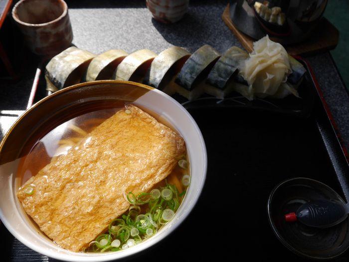 鯖寿司ツー (9)