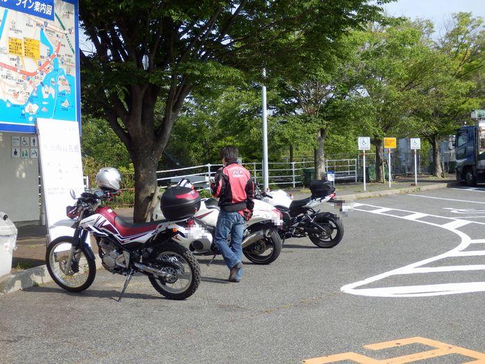 5/24.25 てつのすけさん来岡 (2)