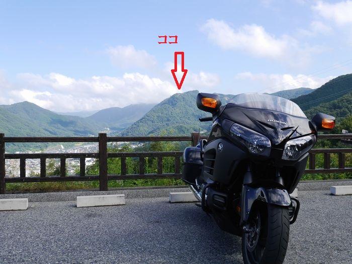 松山城 雲海場所 (2)