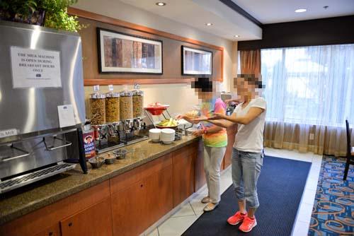 ケロウナのホテル