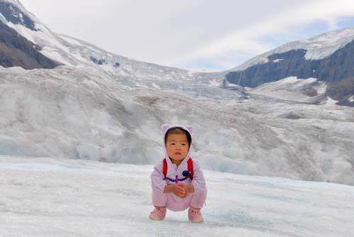 寒がる1.2歳児