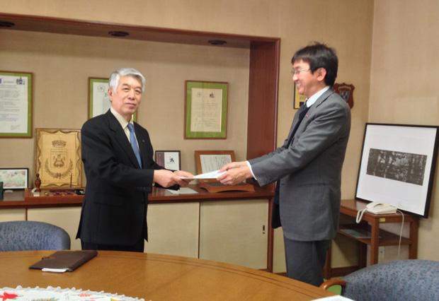 福井副市長