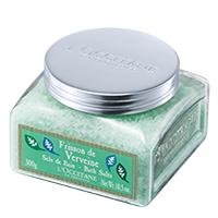 bath salt loccitane aqua v