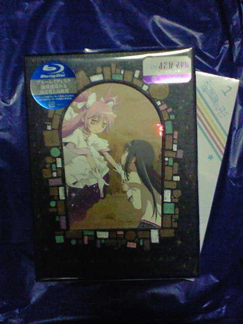 2014/04/02 Blu-ray 劇場版 魔法少女まどか☆マギカ[新編]叛逆の物語 完全生産限定版