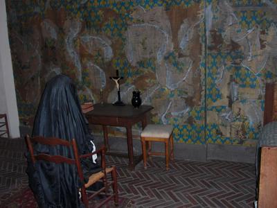 コンシェルジュリーマリー部屋
