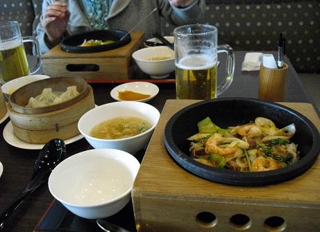 6 昼食は、台湾小籠包