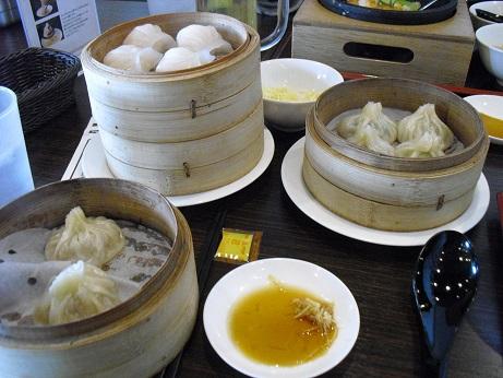 7 昼食は、台湾小籠包