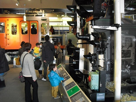 4 交通科学博物館・信号機