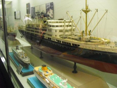 5 交通科学博物館・船舶模型