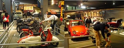 7 交通科学博物館・バイク自動車